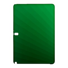 Green Beach Fractal Backdrop Background Samsung Galaxy Tab Pro 12.2 Hardshell Case