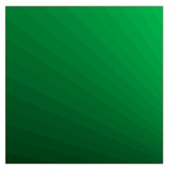 Green Beach Fractal Backdrop Background Large Satin Scarf (square)