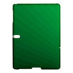 Green Beach Fractal Backdrop Background Samsung Galaxy Tab S (10.5 ) Hardshell Case