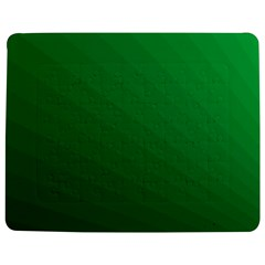 Green Beach Fractal Backdrop Background Jigsaw Puzzle Photo Stand (Rectangular)