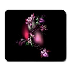 Colour Of Nature Fractal A Nice Fractal Coloured Garden Large Mousepads