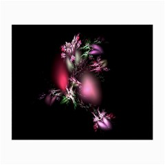Colour Of Nature Fractal A Nice Fractal Coloured Garden Small Glasses Cloth