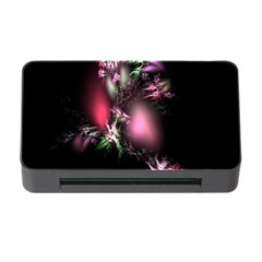 Colour Of Nature Fractal A Nice Fractal Coloured Garden Memory Card Reader with CF