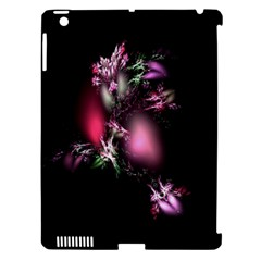 Colour Of Nature Fractal A Nice Fractal Coloured Garden Apple iPad 3/4 Hardshell Case (Compatible with Smart Cover)