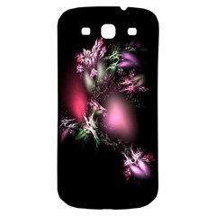 Colour Of Nature Fractal A Nice Fractal Coloured Garden Samsung Galaxy S3 S III Classic Hardshell Back Case