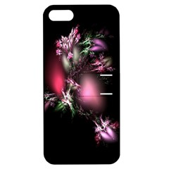 Colour Of Nature Fractal A Nice Fractal Coloured Garden Apple iPhone 5 Hardshell Case with Stand