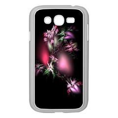 Colour Of Nature Fractal A Nice Fractal Coloured Garden Samsung Galaxy Grand DUOS I9082 Case (White)