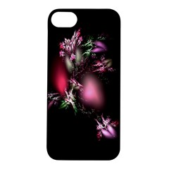 Colour Of Nature Fractal A Nice Fractal Coloured Garden Apple Iphone 5s/ Se Hardshell Case