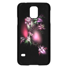 Colour Of Nature Fractal A Nice Fractal Coloured Garden Samsung Galaxy S5 Case (black)