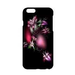 Colour Of Nature Fractal A Nice Fractal Coloured Garden Apple iPhone 6/6S Hardshell Case