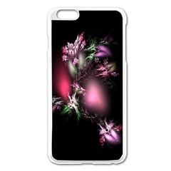 Colour Of Nature Fractal A Nice Fractal Coloured Garden Apple iPhone 6 Plus/6S Plus Enamel White Case