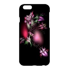 Colour Of Nature Fractal A Nice Fractal Coloured Garden Apple iPhone 6 Plus/6S Plus Hardshell Case