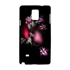 Colour Of Nature Fractal A Nice Fractal Coloured Garden Samsung Galaxy Note 4 Hardshell Case