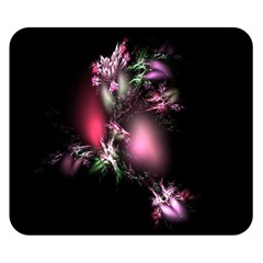 Colour Of Nature Fractal A Nice Fractal Coloured Garden Double Sided Flano Blanket (Small)