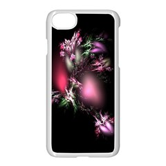 Colour Of Nature Fractal A Nice Fractal Coloured Garden Apple Iphone 7 Seamless Case (white)