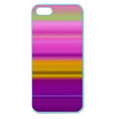 Stripes Colorful Background Colorful Pink Red Purple Green Yellow Striped Wallpaper Apple Seamless iPhone 5 Case (Color)