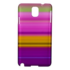 Stripes Colorful Background Colorful Pink Red Purple Green Yellow Striped Wallpaper Samsung Galaxy Note 3 N9005 Hardshell Case