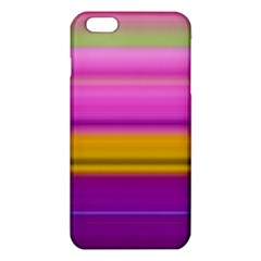 Stripes Colorful Background Colorful Pink Red Purple Green Yellow Striped Wallpaper Iphone 6 Plus/6s Plus Tpu Case