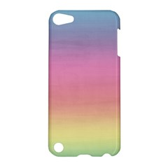Watercolor Paper Rainbow Colors Apple iPod Touch 5 Hardshell Case