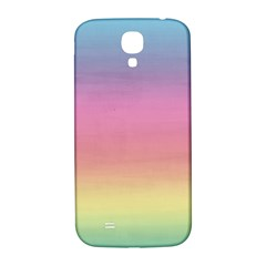 Watercolor Paper Rainbow Colors Samsung Galaxy S4 I9500/I9505  Hardshell Back Case