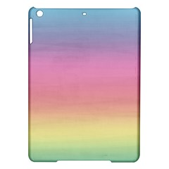 Watercolor Paper Rainbow Colors Ipad Air Hardshell Cases