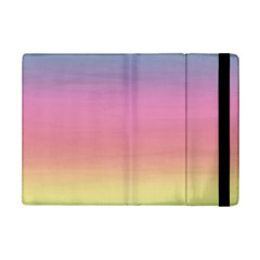 Watercolor Paper Rainbow Colors iPad Mini 2 Flip Cases