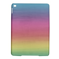 Watercolor Paper Rainbow Colors iPad Air 2 Hardshell Cases