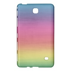 Watercolor Paper Rainbow Colors Samsung Galaxy Tab 4 (8 ) Hardshell Case