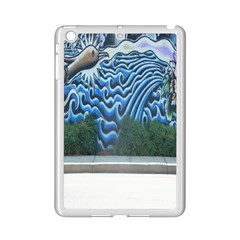 Mural Wall Located Street Georgia Usa iPad Mini 2 Enamel Coated Cases