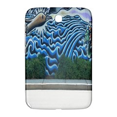 Mural Wall Located Street Georgia Usa Samsung Galaxy Note 8.0 N5100 Hardshell Case