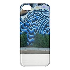 Mural Wall Located Street Georgia Usa Apple iPhone 5C Hardshell Case