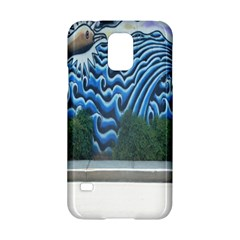 Mural Wall Located Street Georgia Usa Samsung Galaxy S5 Hardshell Case