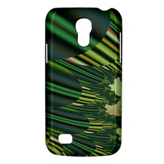 A Feathery Sort Of Green Image Shades Of Green And Cream Fractal Galaxy S4 Mini