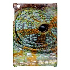 Macro Of The Eye Of A Chameleon Apple iPad Mini Hardshell Case