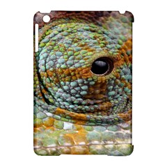 Macro Of The Eye Of A Chameleon Apple iPad Mini Hardshell Case (Compatible with Smart Cover)