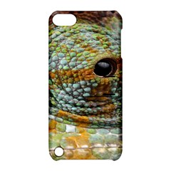 Macro Of The Eye Of A Chameleon Apple iPod Touch 5 Hardshell Case with Stand