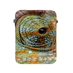 Macro Of The Eye Of A Chameleon Apple iPad 2/3/4 Protective Soft Cases