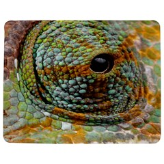 Macro Of The Eye Of A Chameleon Jigsaw Puzzle Photo Stand (rectangular)