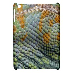 Macro Of Chameleon Skin Texture Background Apple iPad Mini Hardshell Case