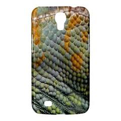 Macro Of Chameleon Skin Texture Background Samsung Galaxy Mega 6.3  I9200 Hardshell Case