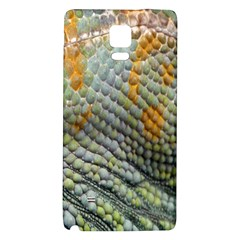 Macro Of Chameleon Skin Texture Background Galaxy Note 4 Back Case