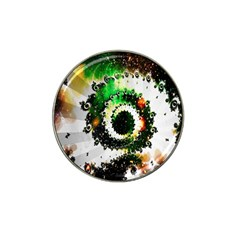 Fractal Universe Computer Graphic Hat Clip Ball Marker (10 pack)