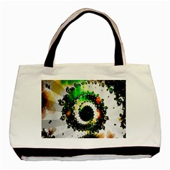 Fractal Universe Computer Graphic Basic Tote Bag
