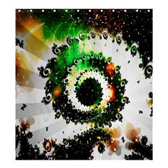 Fractal Universe Computer Graphic Shower Curtain 66  X 72  (large)