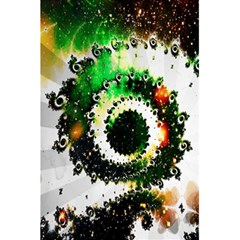 Fractal Universe Computer Graphic 5 5  X 8 5  Notebooks