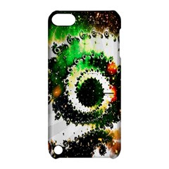 Fractal Universe Computer Graphic Apple iPod Touch 5 Hardshell Case with Stand
