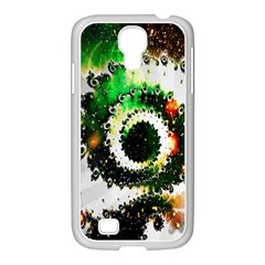 Fractal Universe Computer Graphic Samsung GALAXY S4 I9500/ I9505 Case (White)