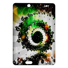 Fractal Universe Computer Graphic Amazon Kindle Fire HD (2013) Hardshell Case