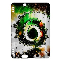 Fractal Universe Computer Graphic Kindle Fire Hdx Hardshell Case