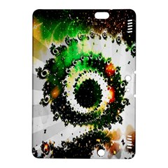 Fractal Universe Computer Graphic Kindle Fire HDX 8.9  Hardshell Case